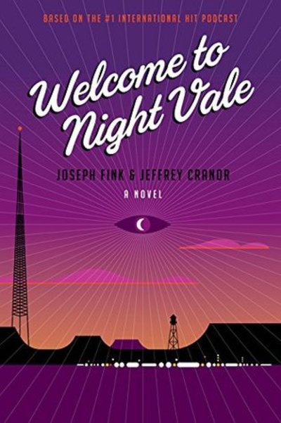 welcome to nightvale, Joseph Fink, Jeffrey Cramer