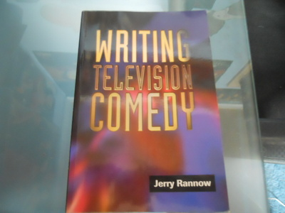 writing television comedy, jerry rannow